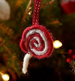 Lolly Pop Christmas Tree Decoration