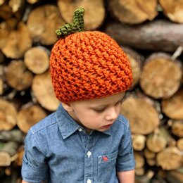 Pumpkin Farm Hat