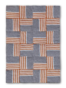Colorplay Rug in Blue Sky Fibers Bulky