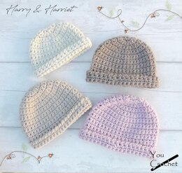 Harry & Harriet Beanie Hat