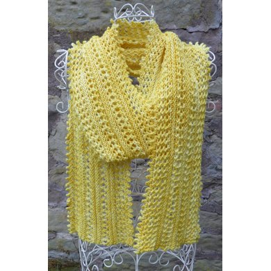 Hang Loose Knitting Pattern By Helen Gipson