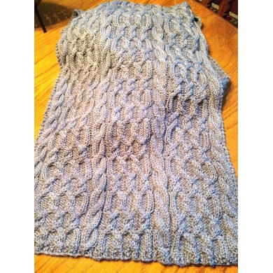 Twists and Turns Wrap