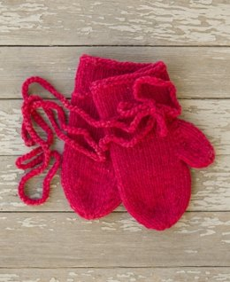 Northern Mittens in Imperial Yarn Native Twist - P151 - Downloadable PDF