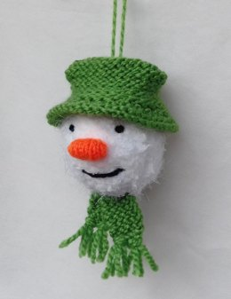 The Snowman Christmas Bauble