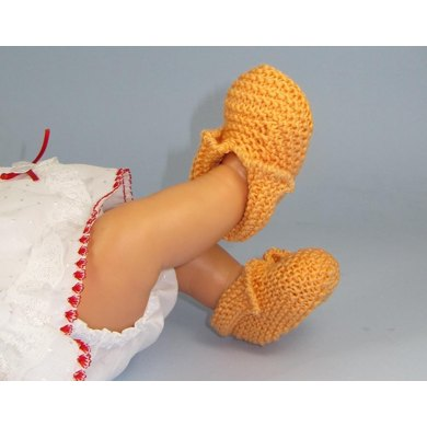 Baby Granny Slippers (Booties)