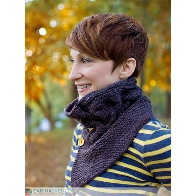 Garter Cable Cowl