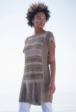 Gelato Tunic in Berroco Medina - 394-4 - Downloadable PDF