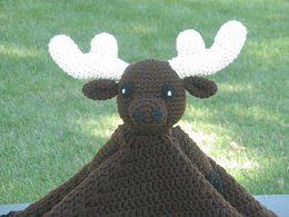 Moose Lovey / Security Blanket