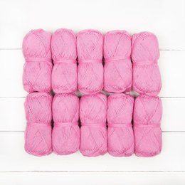 Rico Baby Cotton Soft DK 10 Ball Value Pack