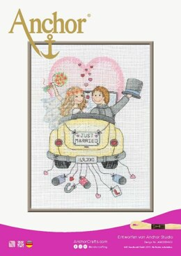 Wedding Celebrations -  Just Married in Anchor - Downloadable PDF