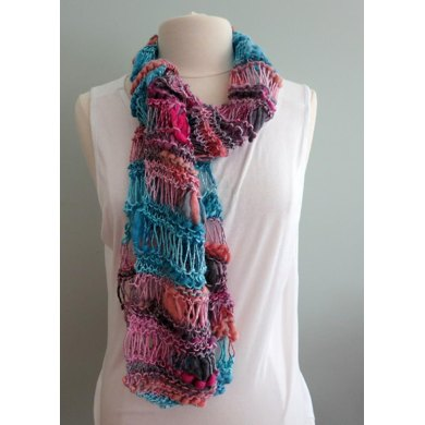 Bamboo Bloom Scarf - Pattern No. 2