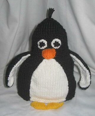 Penguin Tea Cosy and Toy