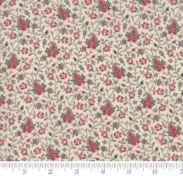 Moda Fabrics Pondicherry Acacia Pearl Dove Fabric