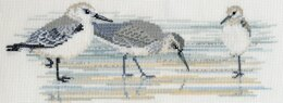 Bothy Threads Birds - Waders Cross Stitch Kit