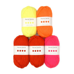Paintbox Yarns Simply Chunky 5 Ball Color Pack Trends