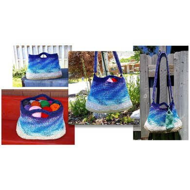Snappy Party Tote