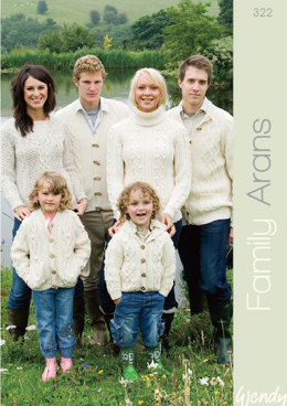Wendy Family Arans (322)