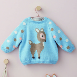 2c9ff0ff9c9b Free Baby Sweater Knitting Patterns