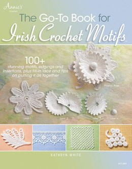Go-To For Irish Croch Motifs