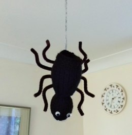 Halloween Hanging Spider - SCREME Egg Cover