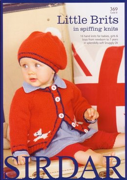 Little Brits in Spiffing Knits by Sirdar - 369