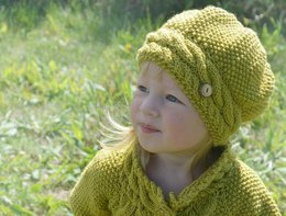 Little Miss Susie's Slouch Hat