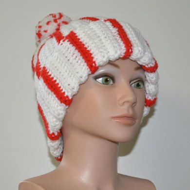Candy Cane Combo - Hat