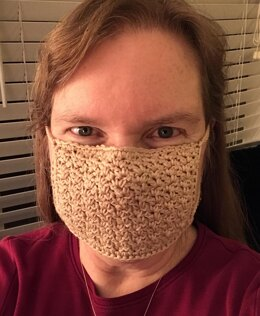 EASY Crochet Face Mask