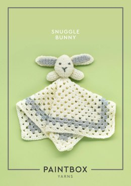 Snuggle Bunny in Paintbox Yarns Baby DK - Downloadable PDF