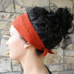 Wrap and Tie Headband
