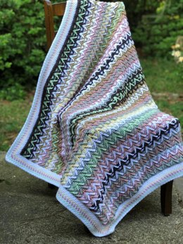 Fawn River Blanket