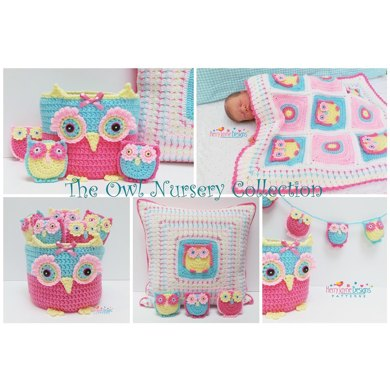 Owl Nursery Ebook