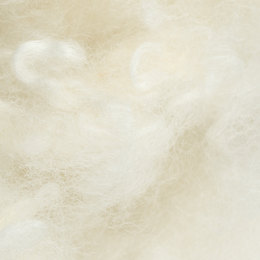 Bulky Natural Wool Filling - 100g