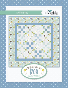 Riley Blake Sweet Baby - Downloadable PDF