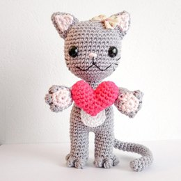 Valentine Kitty Cat