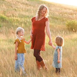 Idlewild Dress - women's + children's sizes