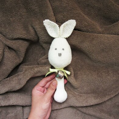 Easter Maestro ( Bunny Baby Rattle )