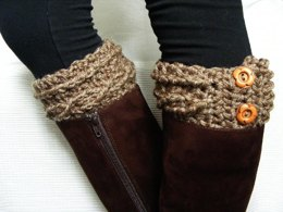 Bubble's Boot Cuffs