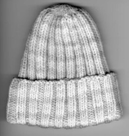 Ribbed Baby Hat in Plymouth Yarn Dreambaby 4 Ply - F006 - Downloadable PDF