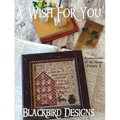 Blackbird Designs A Wish for You-Anniversaries of the Heart #3 - BD176 - Leaflet