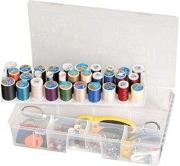 Art Bin Sew-lutions Sewing Supply Storage Transluscent (7003AB)