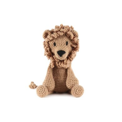 Toft Rufus The Lion Toy - Camel