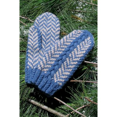 Misty Mountain Mittens
