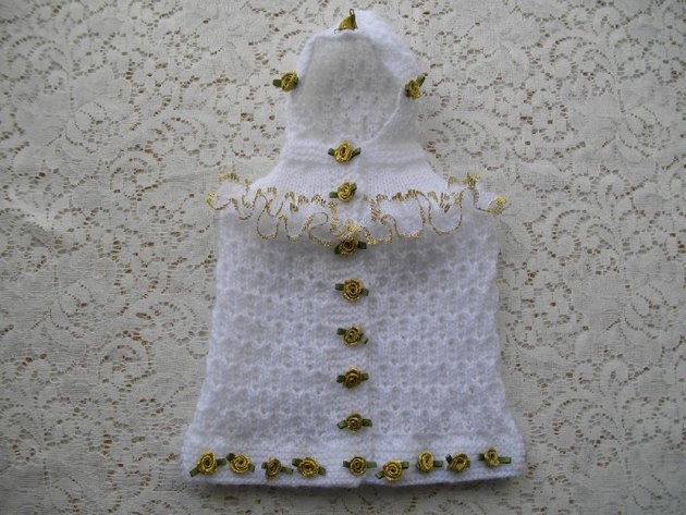 micro preemie burial gown knitting pattern by dolliebabies. Black Bedroom Furniture Sets. Home Design Ideas