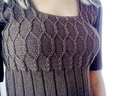 Cable Dress