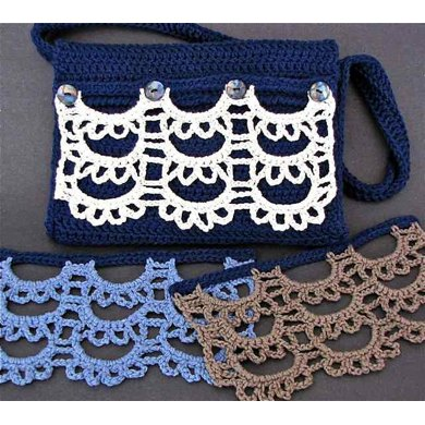 Lunasa Seasonal Lace Bag