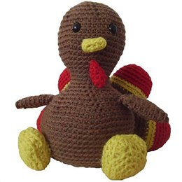 Amigurumi Alvin the Turkey