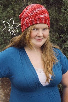 On Fire Slouch Beanie