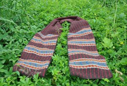 Men´s scarf Quito