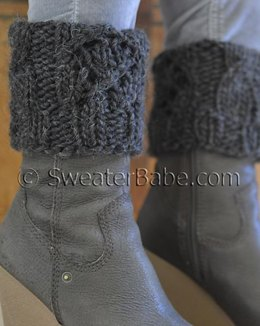 #207 Quick Chunky Boot Cuffs